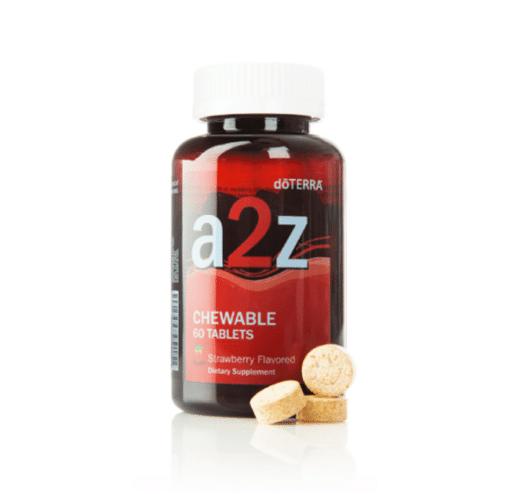 A2Z של דוטרה - ויטמינים