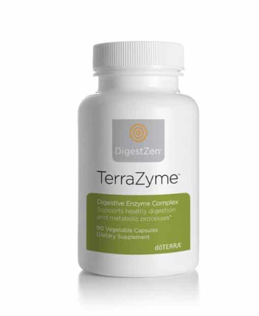 אנזימי עיכול מומלצים - Digestzen TerraZyme doTERRA