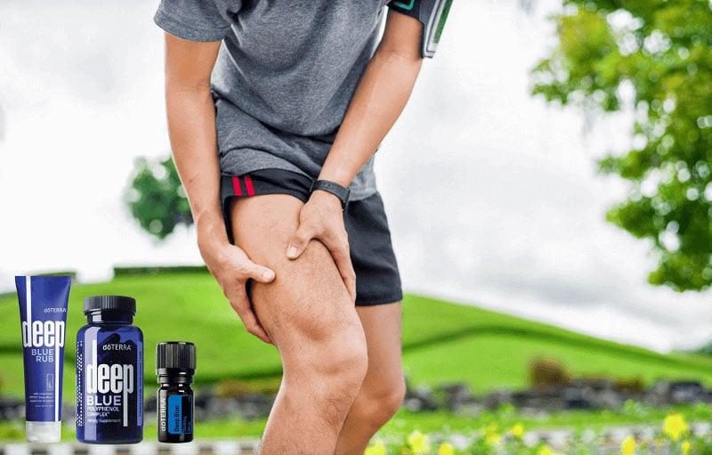 שמן אתרי לכאבי שרירים